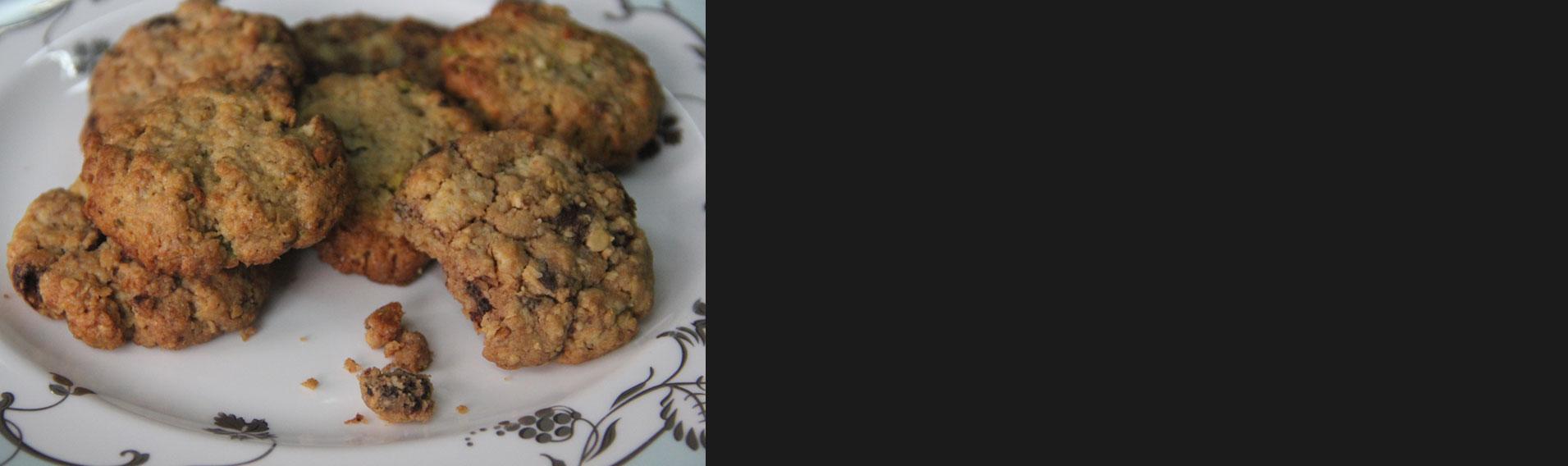 Golden Morn Cookies: Ménage à Trois