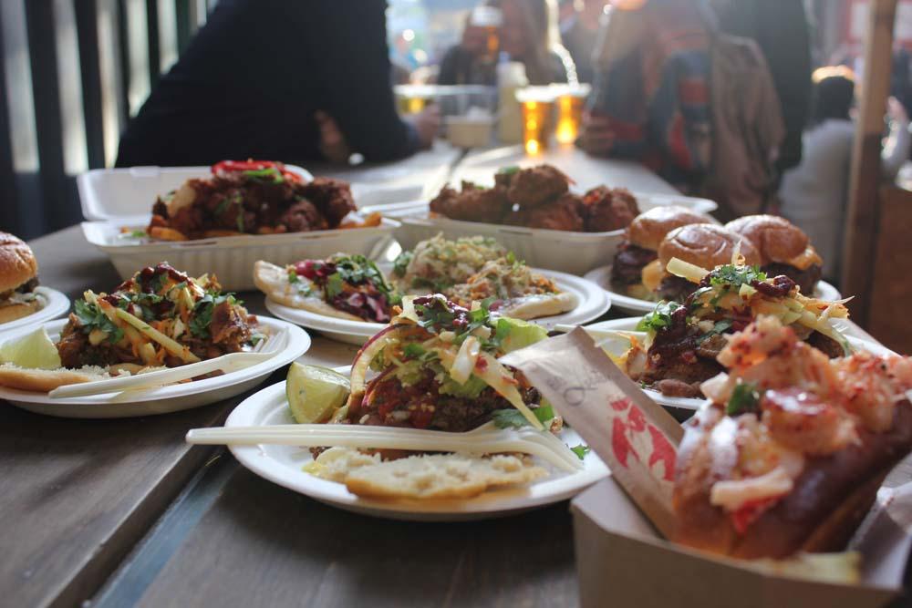 Street Feast, London